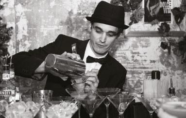 DRINKSRefreshingly extravagant