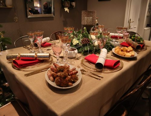 Hosting a Christmas party at home? Here's what you need to know