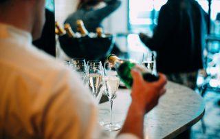 luxury caterers in Weybridge
