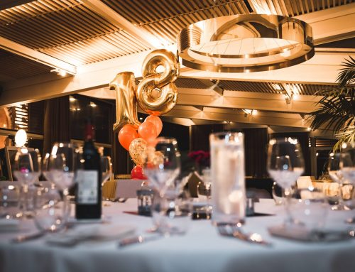 What is really included with full event planning services?